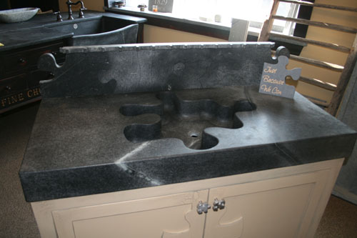 Soapstone Vessel Sink : Soapstone Sinks - Standard and Custom by M Teixeira Soapstone